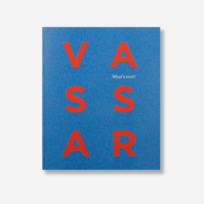 Vassar Viewbook Printed Sample Image