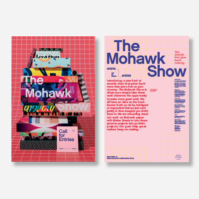 The Mohawk Show Poster thumbnail image