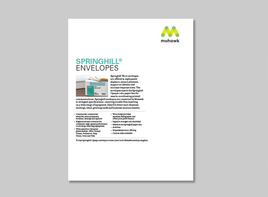 Springhill envelopes mohawk connects springhill envelopes m4hsunfo