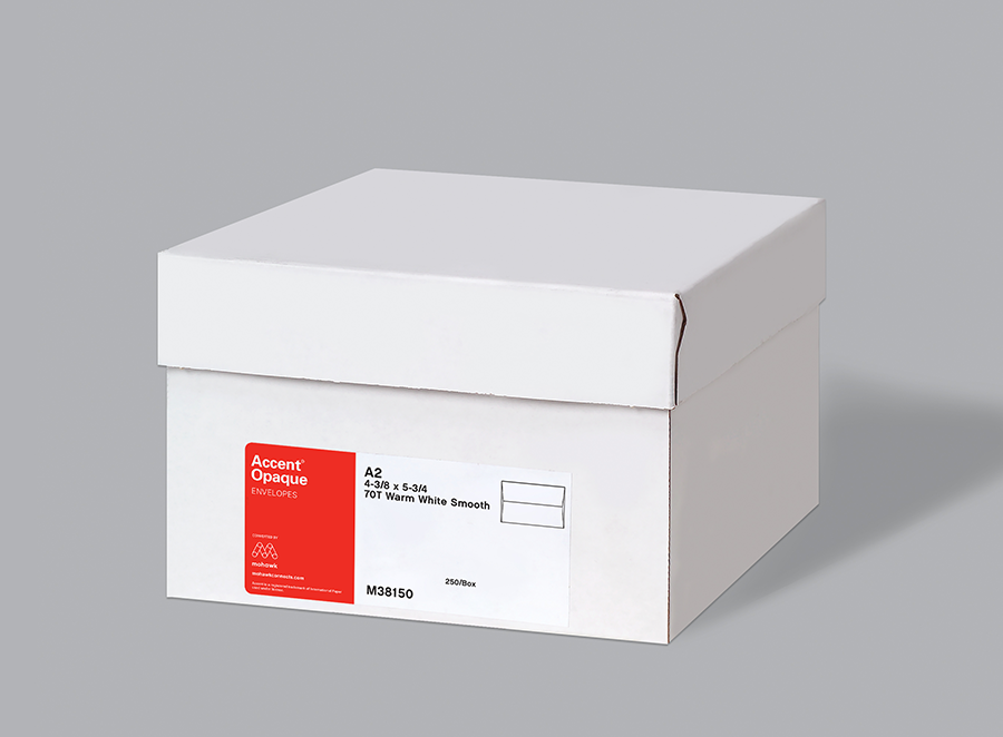 Accent Opaque Envelopes Carton Image