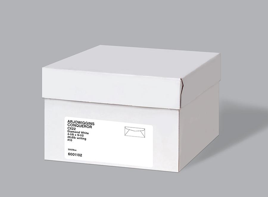 Conqueror Envelopes Carton Image