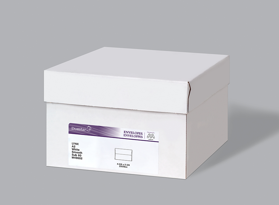 Lynx Opaque Ultra Envelopes Carton Image