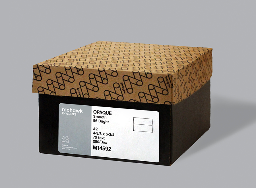 Mohawk Opaque Envelopes Carton Image