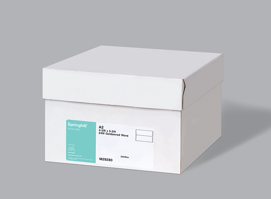 Springhill Envelopes Carton Image