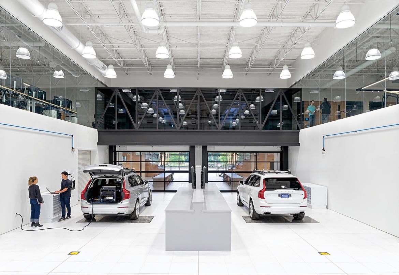 Machine Shop, Uber ATG