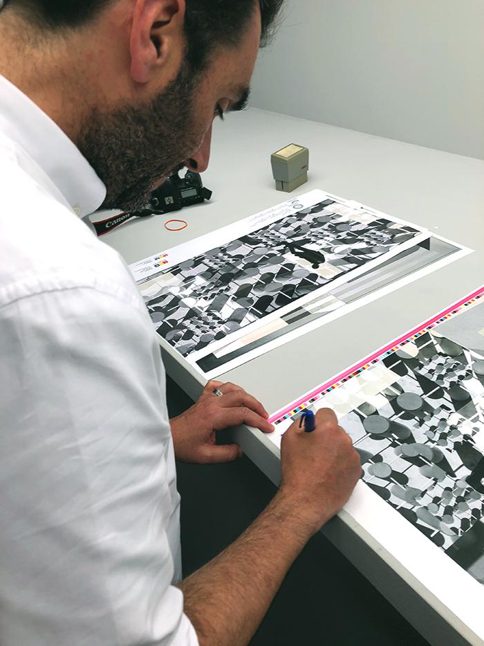 Azerrad working on book
