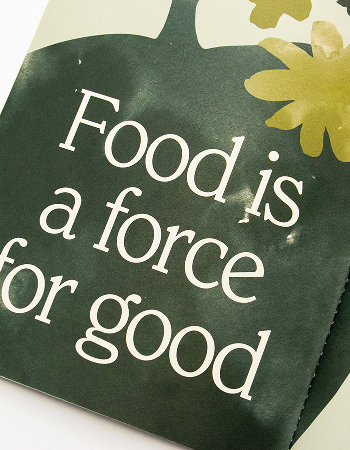 Food is a Force for Good illustration