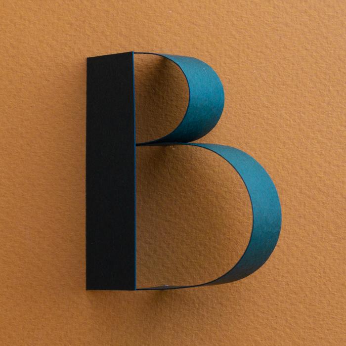 Bold B