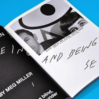 """It smells like the ink we chose, it feels like the paper we mulled over, it looks like the files on our screen, but richer and with depth."" —@meggmillerr .  Click the link in our bio to find out more about the @aigaeyeondesign magazine. . #EyeOnDesign #Print #GraphicDesign #MagazineDesign #Paper #Magazine"