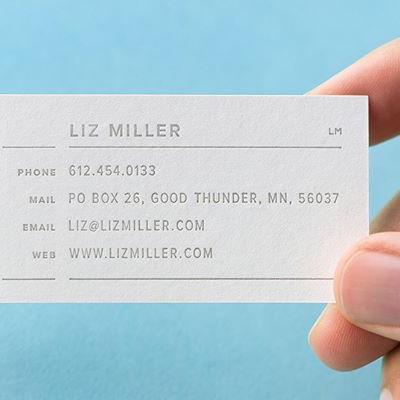 Adding a tactile element to your brand experience will strengthen your material communication. Have you ever thought about using the same texture across a variety of printed material to unify your brand? . Click the link in our bio to find out how @castirondesign used Mohawk Loop for @lizlenoremiller's identity. . #Paper #MohawkPaper #MakeGoodGreat #IdentityDesign #Identity #Design #Texture