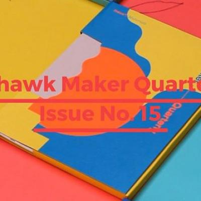Materials are an emotional filter. Through texture, color and form, they reveal how we should feel about what we see and read. . Welcome to Issue No. 15 of the Mohawk Maker Quarterly...the Materials Issue. . #WhatWillYouMakeToday? #MohawkMakerQuarterly #MakerQuarterly #Paper #ColoredPaper #Release #Launch #Inspiration #Design #Materials