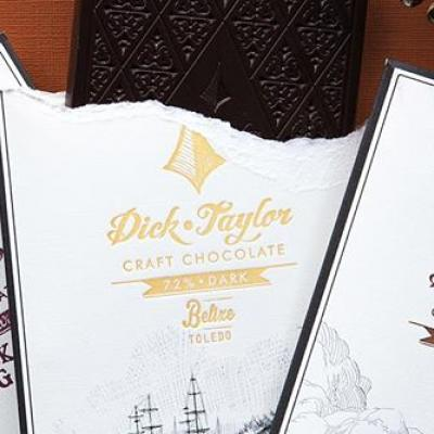 GIVEAWAY: Since 2010, @dicktaylorchocolate has been hand crafting chocolate and reinventing the chocolate experience. Every chocolate bar in their single origin collection is crafted with only two ingredients; cane sugar and finely sourced cacao. . There is, however, a third ingredient to all of this…their packaging. . Learn more about their packaging and enter for a chance to win a variety pack of delicious chocolate bars here: https://bit.ly/2RncvVD . #NationalChocolateDay #Chocolate #Packaging #Giveaway #Paper