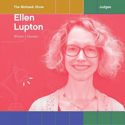 We're beyond excited to have @ellenlupton as one of #TheMohawkShow judges! . Ellen marries the visual and the verbal to make design theory accessible and enjoyable. She is an author, design critic, lecturer, and @aigadesign Gold Medal recipient whose books are used by—is it safe to say—all of us? Her enthusiasm, curiosity, and willingness to share her knowledge have influenced a countless number of designers who shape the world around us today. . Share your work with Ellen by submitting to The Mohawk Show today!
