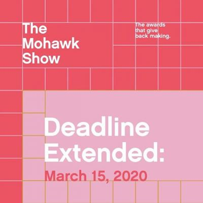 📣The submission deadline for #TheMohawkShow has extended to March 15th 2020! That's 66 more days to send in your amazing work…but what are you waiting for? Click the link in our bio to enter now. .  #DesignCompetition #CallForEntries #CallForSubmissions #Design #GraphicDesign #Print #PrintDesign