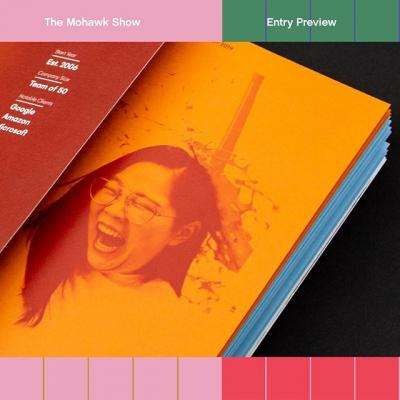 The Mohawk Show Entry Preview: @wwu_bfa's Intern Stories Vol. 6 . Submit your work today! (Link in bio) . #TheMohawkShow #DesignCompetition #CallForEntries #CallForSubmissions #Design #GraphicDesign #Print #PrintDesign #WhatWillYouMakeToday?