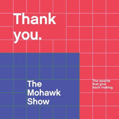 Today, we planned on celebrating all of the incredible submissions we received for The Mohawk Show. But to do so without acknowledging the evolving COVID-19 pandemic feels disingenuous. . Looking at the incredible work created by everyone who submitted, we are reminded that we are a part of an incredible creative community. The work you make with Mohawk never ceases to amaze. For that we thank you. . Stay safe, take heed and keep making—we'll be here.